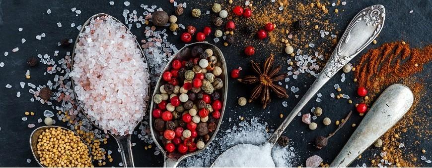Salt & spices